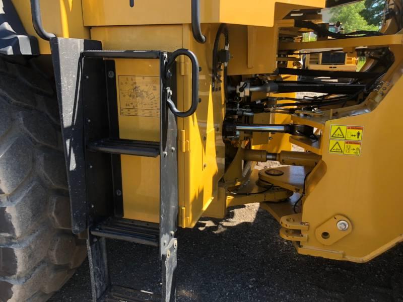 CATERPILLAR RADLADER/INDUSTRIE-RADLADER 980K equipment  photo 22