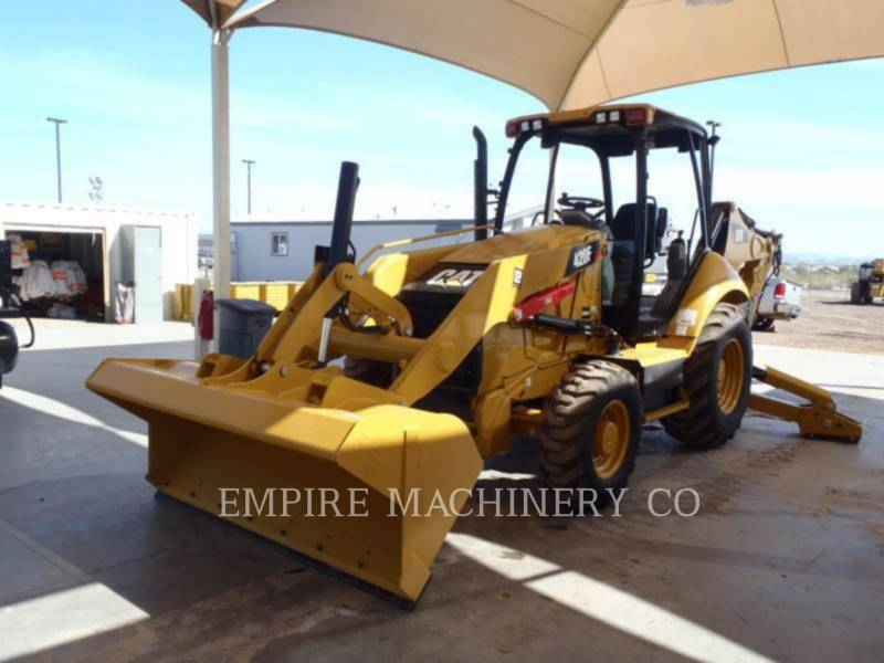 CATERPILLAR 挖掘装载机 420FST equipment  photo 4