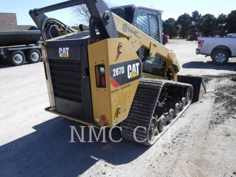 CATERPILLAR 多地形装载机 287D equipment  photo 3