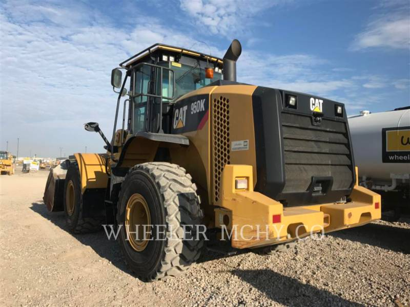 CATERPILLAR WHEEL LOADERS/INTEGRATED TOOLCARRIERS 950K QC 3V equipment  photo 7
