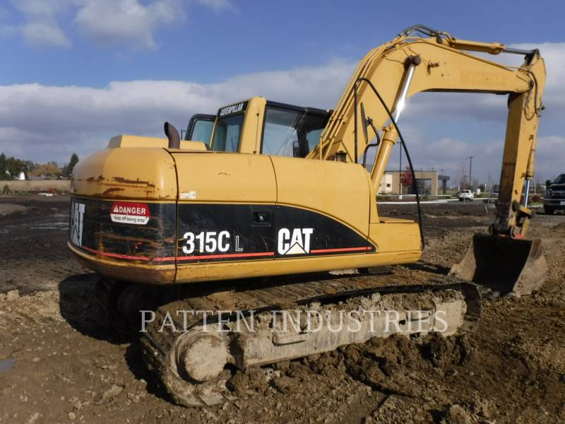CATERPILLAR TRACK EXCAVATORS 315C equipment  photo 4