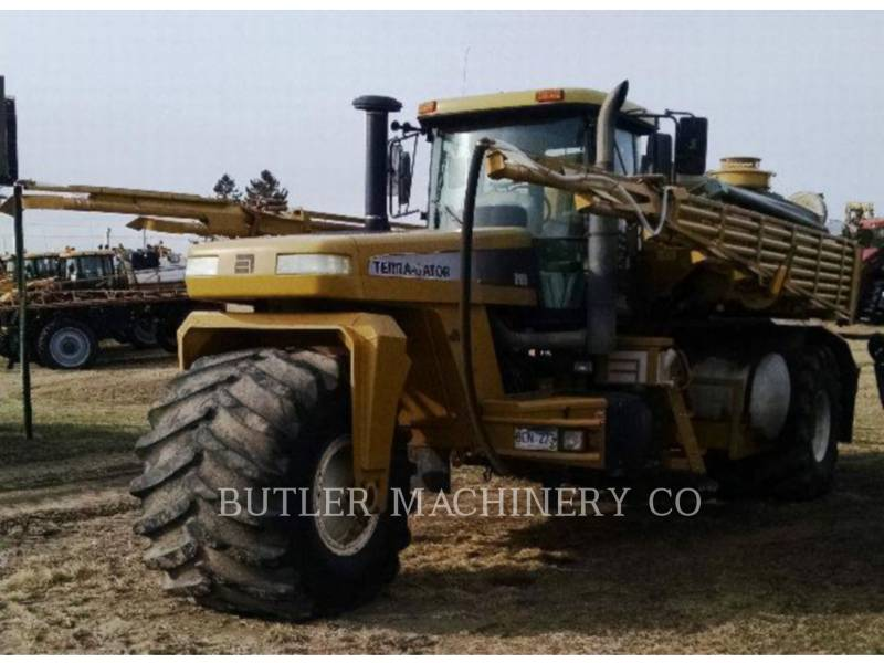 TERRA-GATOR SPRAYER TG8103AS equipment  photo 14