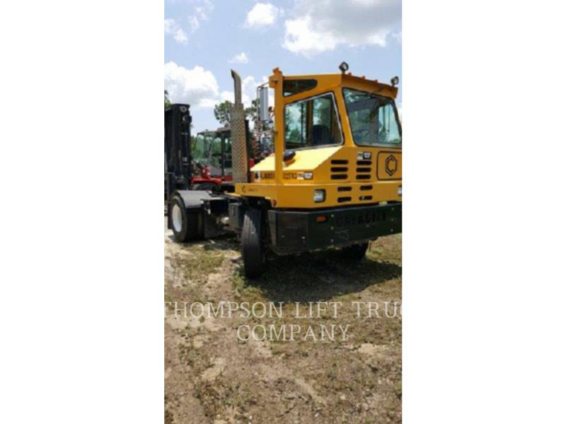 CAPACITY YARD JOCKEY FORKLIFTS TJ5000 equipment  photo 6