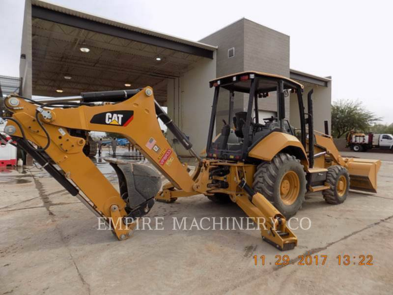 CATERPILLAR RETROEXCAVADORAS CARGADORAS 420F2 4EO equipment  photo 2