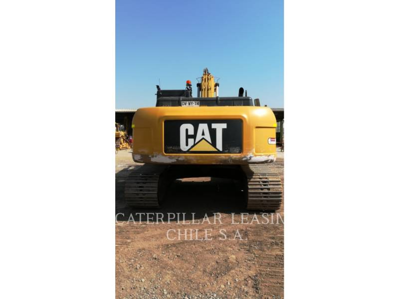 CATERPILLAR EXCAVADORAS DE CADENAS 329 D equipment  photo 2
