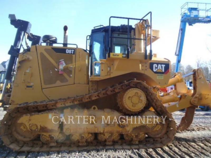 CATERPILLAR KETTENDOZER D8T RIP equipment  photo 2