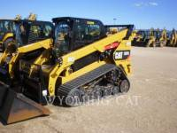 Equipment photo Caterpillar 287D MINIÎNCĂRCĂTOARE RIGIDE MULTIFUNCŢIONALE 1