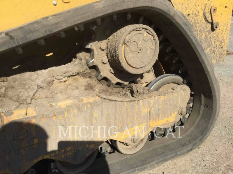 CATERPILLAR CARGADORES MULTITERRENO 259D equipment  photo 16