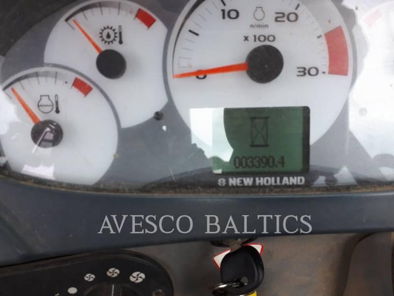 NEW HOLLAND LTD. BACKHOE LOADERS B100C equipment  photo 6