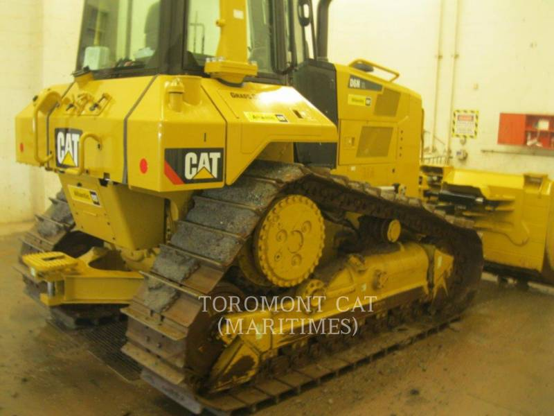 CATERPILLAR MINING TRACK TYPE TRACTOR D6N equipment  photo 3