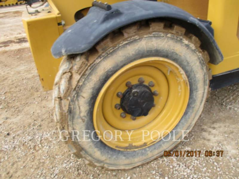 CATERPILLAR TELEHANDLER TL642C equipment  photo 6