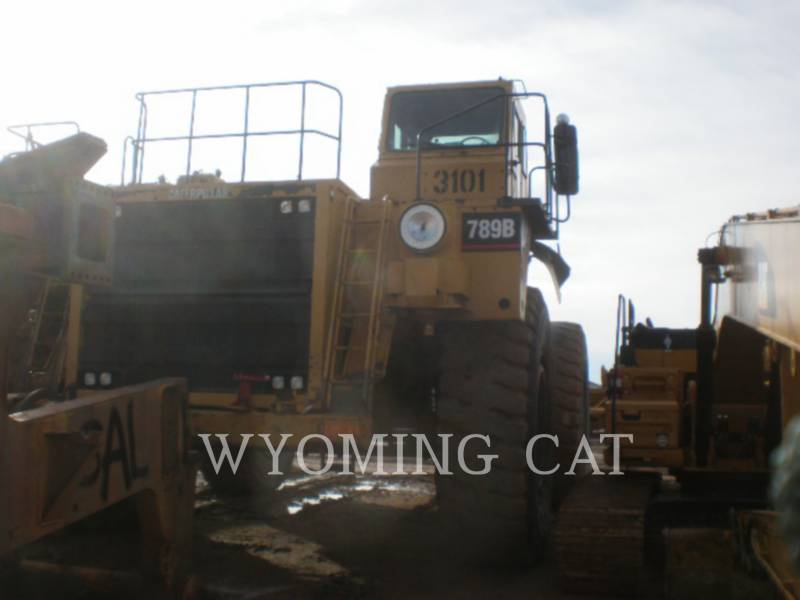 CATERPILLAR OFF HIGHWAY TRUCKS 789B equipment  photo 21