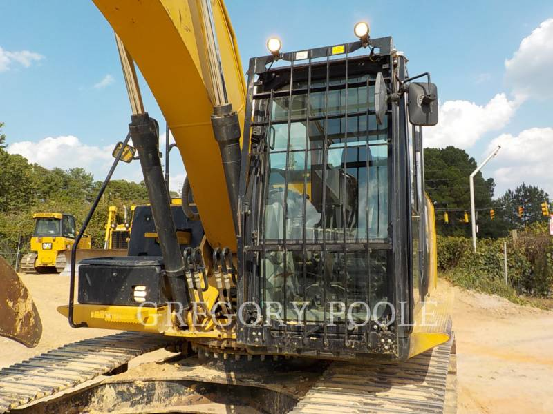Caterpillar EXCAVATOARE PE ŞENILE 320E L equipment  photo 3