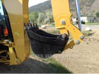 CATERPILLAR BAGGERLADER 416F2ST equipment  photo 8