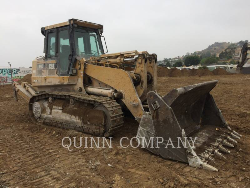 CATERPILLAR CARGADORES DE CADENAS 973C equipment  photo 4
