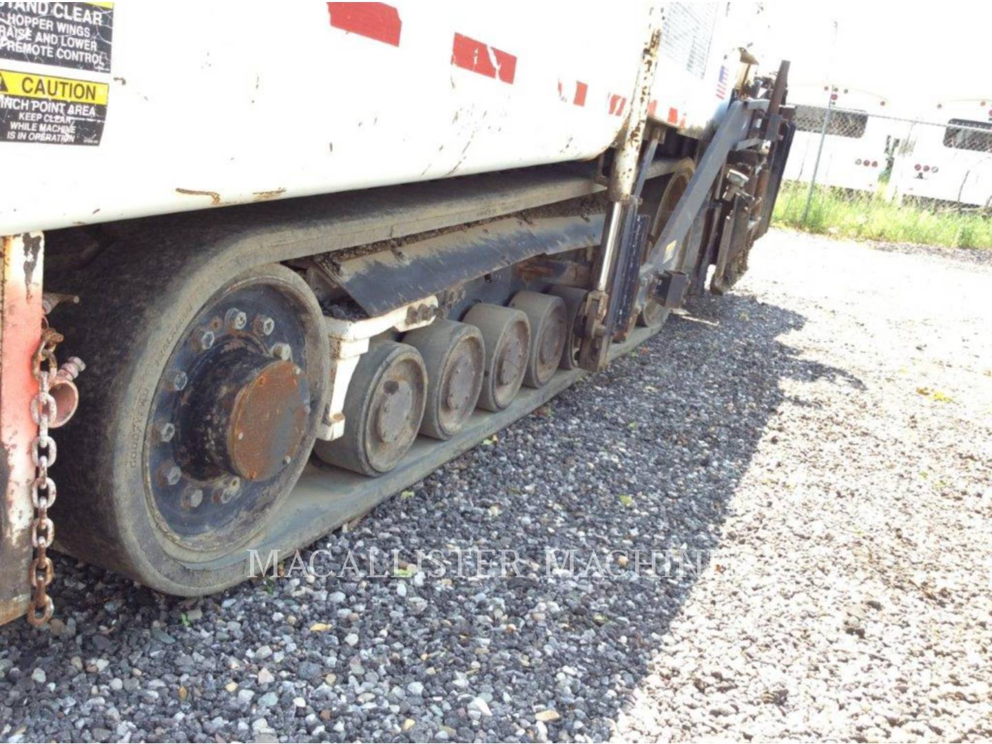 Detail photo of 2005 Roadtec RP195 from Construction Equipment Guide