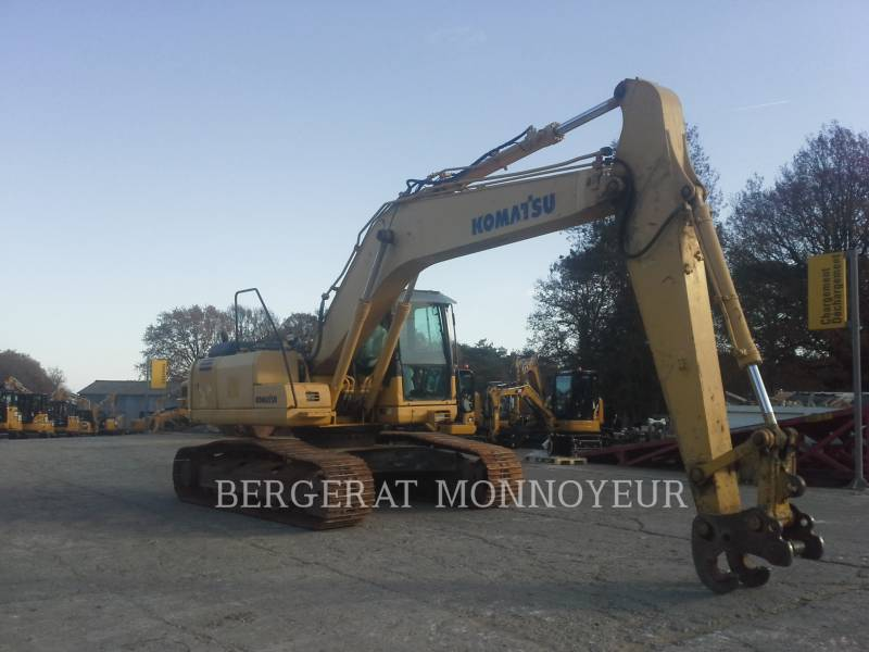 KOMATSU EXCAVADORAS DE CADENAS PC210 equipment  photo 5
