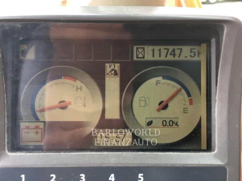 HITACHI トラック油圧ショベル ZX210 equipment  photo 4
