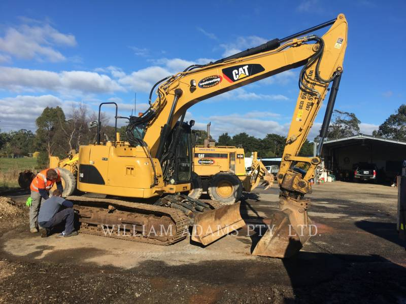 CATERPILLAR KETTEN-HYDRAULIKBAGGER 314D CR equipment  photo 1