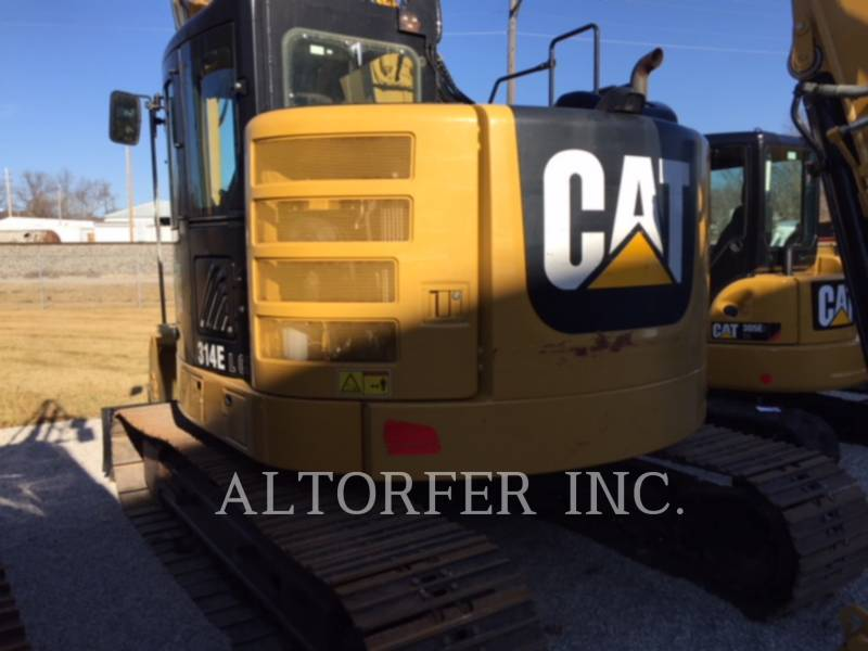 CATERPILLAR EXCAVADORAS DE CADENAS 314EL CR equipment  photo 4