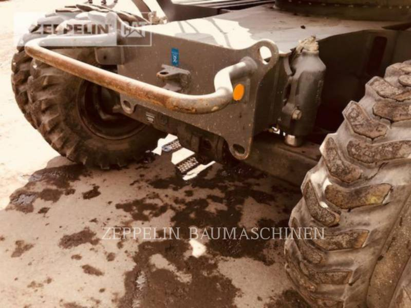 LIEBHERR KOPARKI KOŁOWE A904CLIT equipment  photo 20
