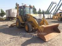 CATERPILLAR RETROEXCAVADORAS CARGADORAS 416 F 2 equipment  photo 6