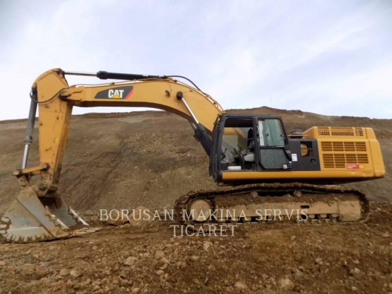CATERPILLAR ESCAVADEIRAS 349D2L equipment  photo 1