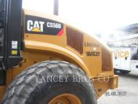CATERPILLAR COMPATTATORE A SINGOLO TAMBURO VIBRANTE LISCIO CS56B equipment  photo 12