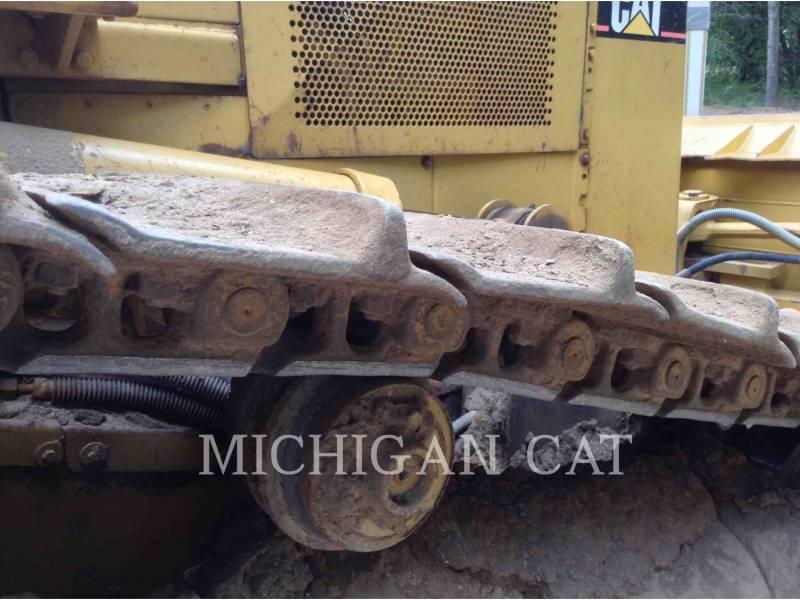 CATERPILLAR TRACK TYPE TRACTORS D4HX equipment  photo 23
