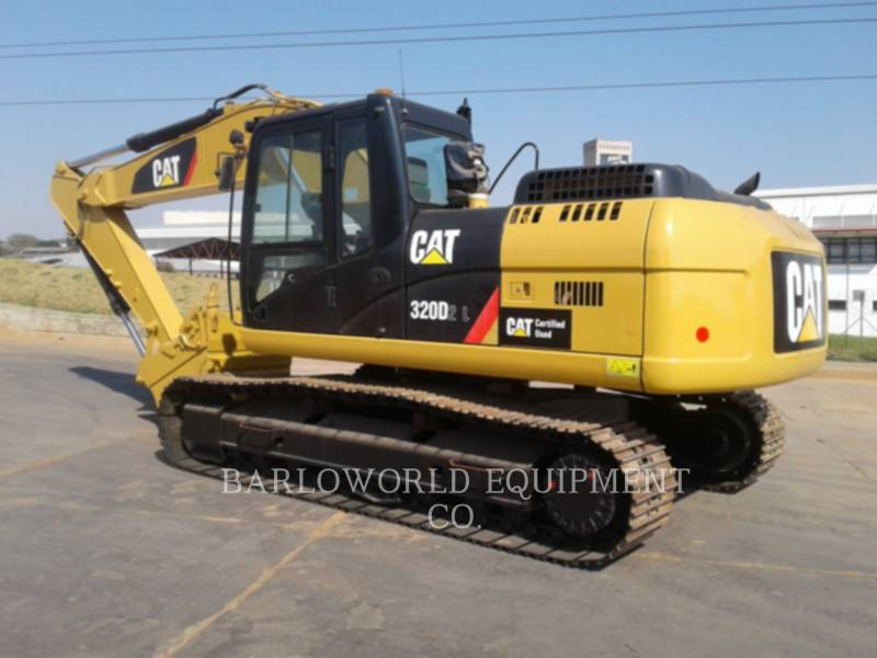 CATERPILLAR PELLE MINIERE EN BUTTE 320D2L equipment  photo 1