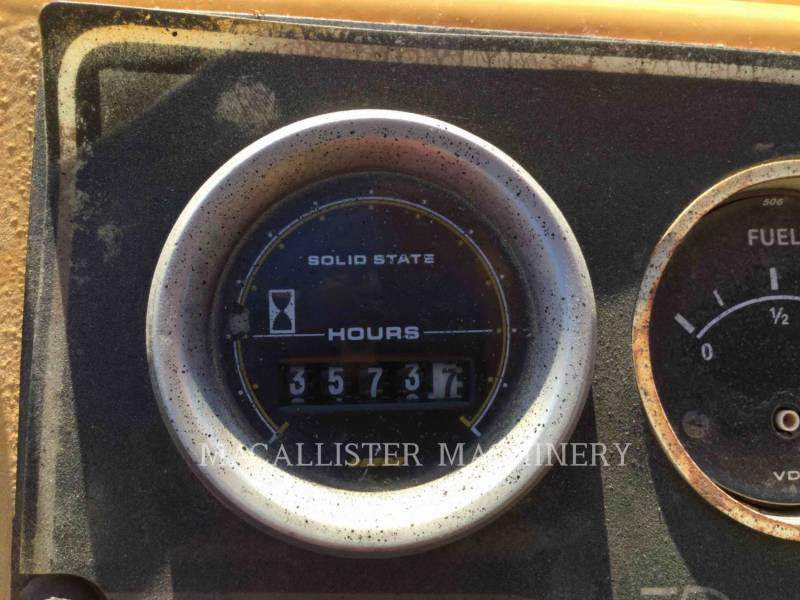 CATERPILLAR EINZELVIBRATIONSWALZE, GLATTBANDAGE CS-433B equipment  photo 15
