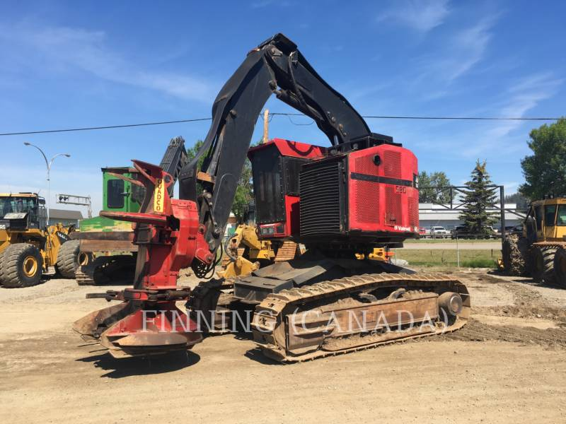VALMET FORESTRY - FELLER BUNCHERS 445EXL equipment  photo 1