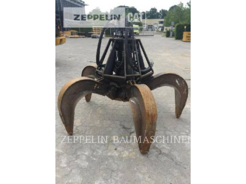CATERPILLAR MOBILBAGGER MH3022 equipment  photo 23