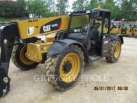 Equipment photo CATERPILLAR TL642C TELEHANDLER 1