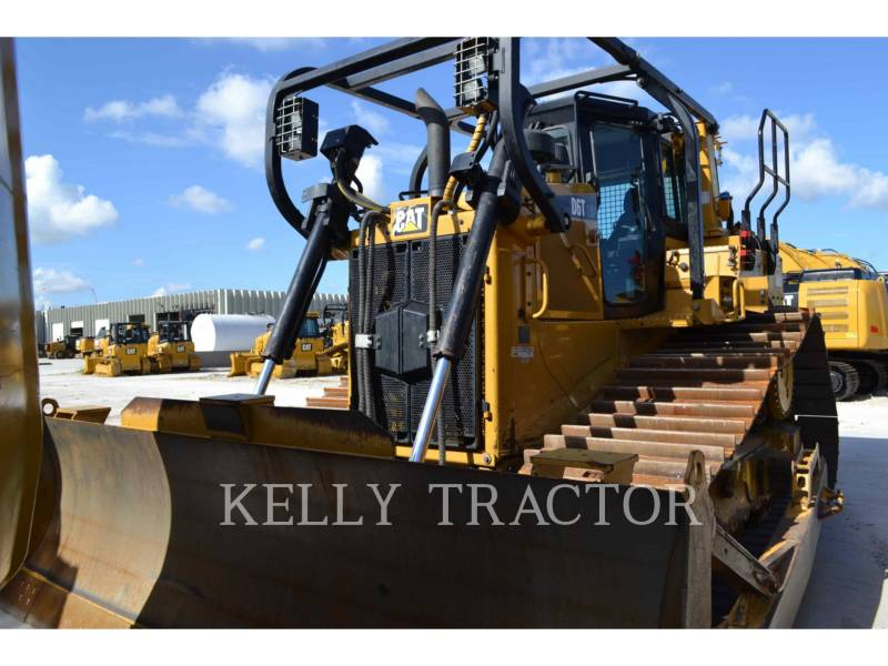 CATERPILLAR KETTENDOZER D6T equipment  photo 5
