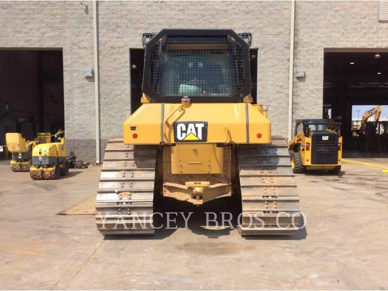 CATERPILLAR TRACTORES DE CADENAS D6N LGP equipment  photo 6