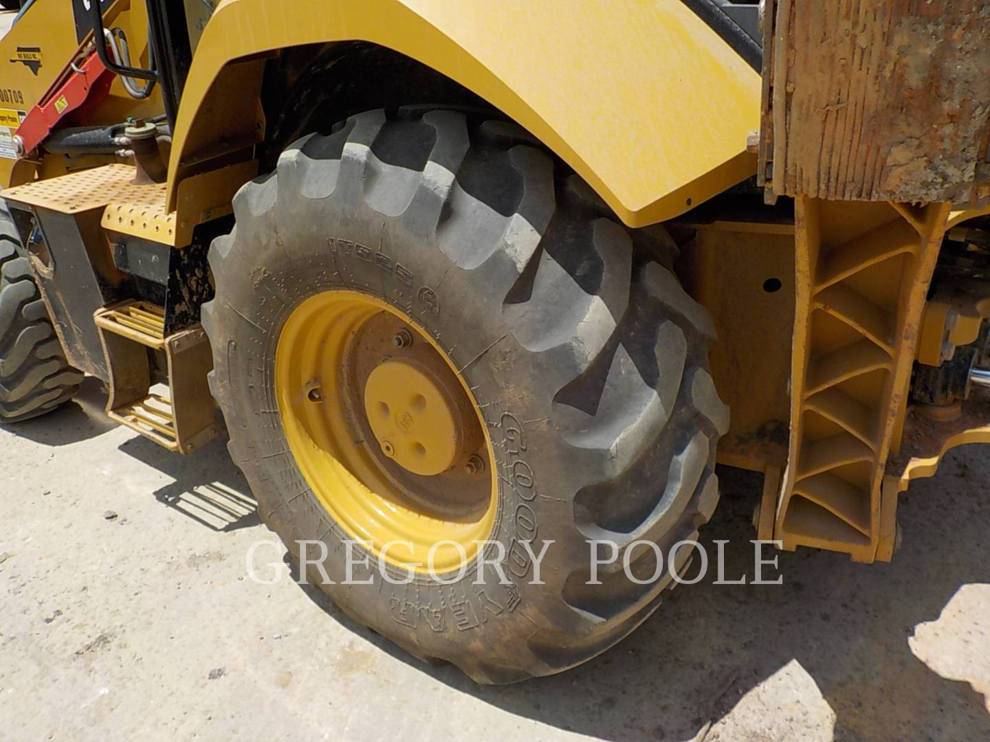 Detail photo of 2016 Caterpillar 416F from Construction Equipment Guide