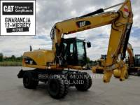 Equipment photo CATERPILLAR M315D ESCAVATORI GOMMATI 1
