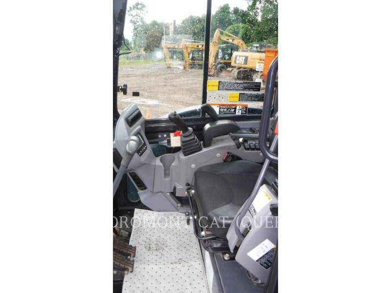 KUBOTA CORPORATION TRACK EXCAVATORS U55 equipment  photo 9