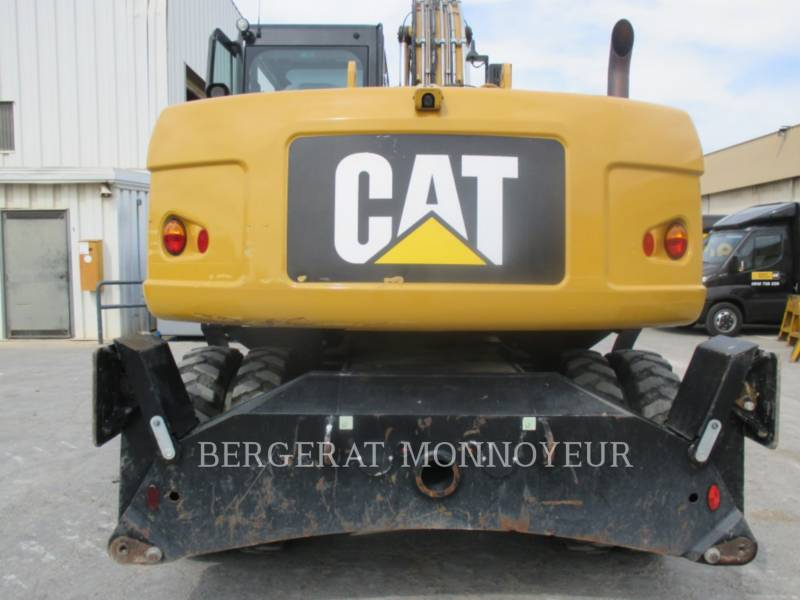 CATERPILLAR PELLES SUR PNEUS M313D equipment  photo 9