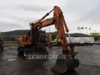 FIAT / HITACHI WHEEL EXCAVATORS FH200W equipment  photo 22