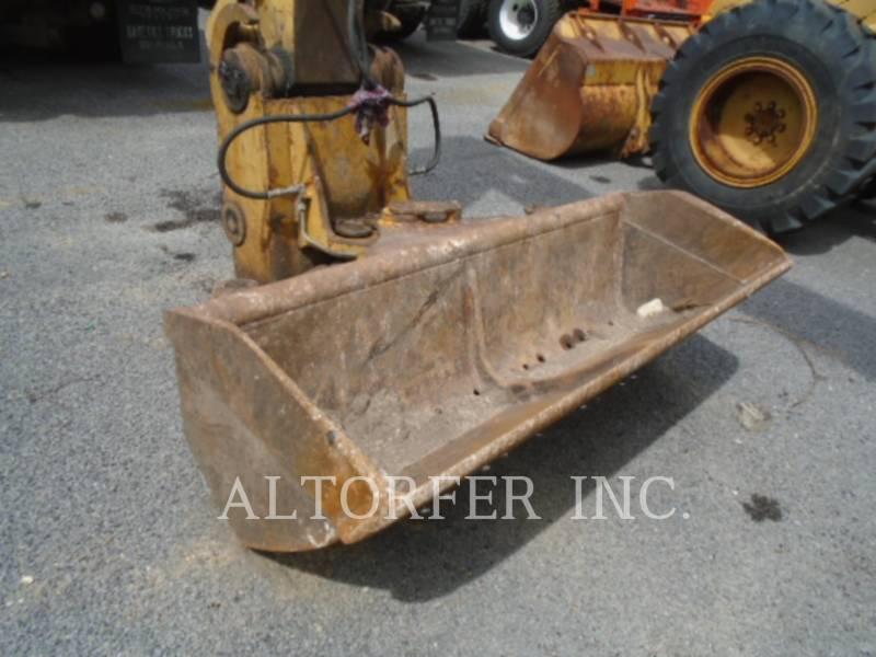 CATERPILLAR WHEEL EXCAVATORS M318 equipment  photo 6