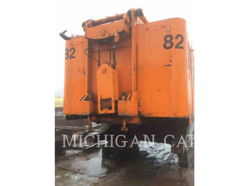 LINK-BELT CONSTRUCTION CRANES LS-518 equipment  photo 12