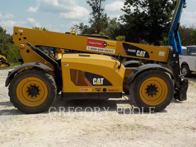CATERPILLAR TELESKOPSTAPLER TL642C equipment  photo 15
