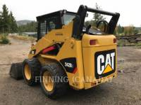CATERPILLAR PALE COMPATTE SKID STEER 242B3 equipment  photo 3