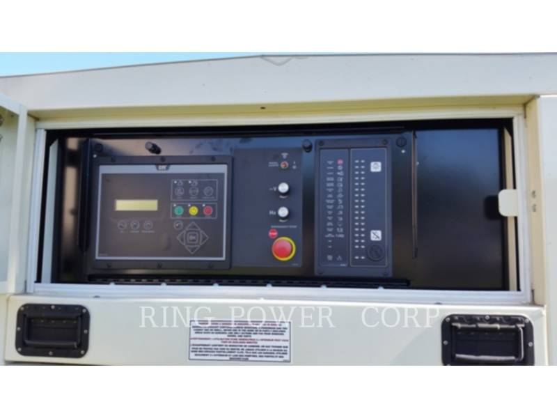 CATERPILLAR PORTABLE GENERATOR SETS XQ 100 equipment  photo 3