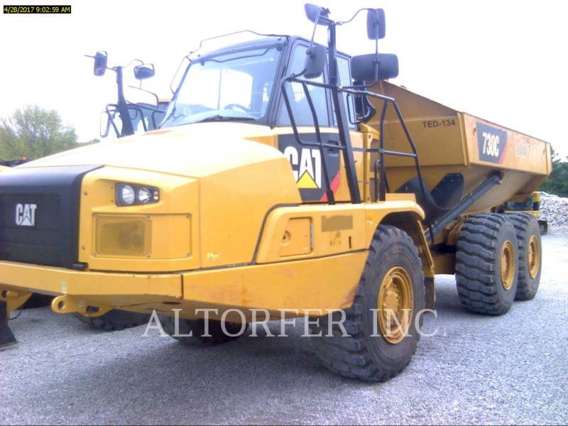 CATERPILLAR WOZIDŁA PRZEGUBOWE 730C equipment  photo 1