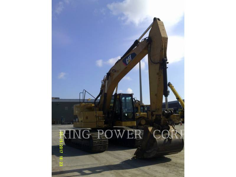 CATERPILLAR PELLES SUR CHAINES 328DLCR equipment  photo 2