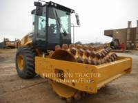 Equipment photo CATERPILLAR CP54B 振动单碾轮衬垫 1