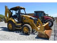 CATERPILLAR RETROESCAVADEIRAS 416FST equipment  photo 4